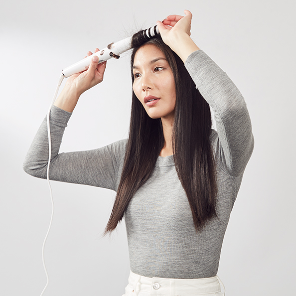 Blog The Right Heat Setting For Your Hair