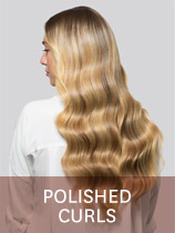 Polished Curls Thumbnail - Style View